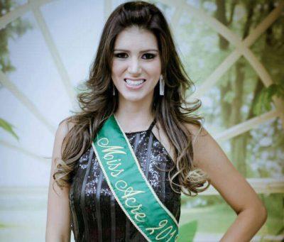 10 perguntas para Raissa Campelo, Miss Acre 2013