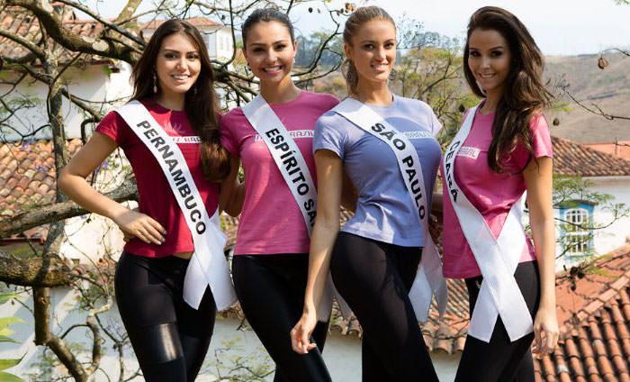 Miss Brasil Tops