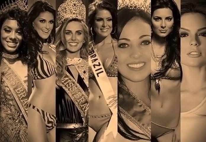 A Miss Brasil mais bela do século 21