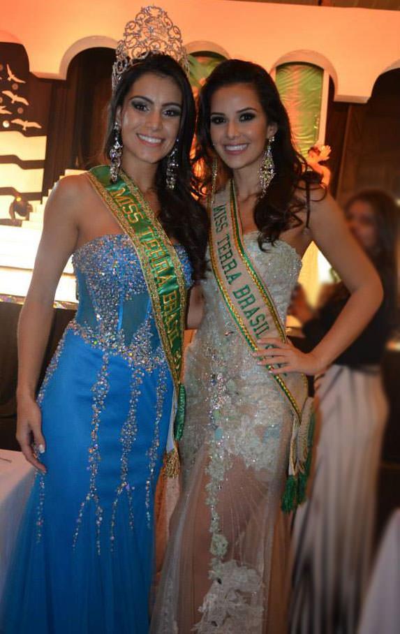 Priscilla Martins e Camila Brant