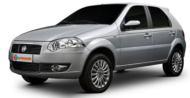 Fiat Palio - Foto: Divulgação