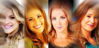 Jornalistas e Apresentadoras mais belas do Brasil e do Mundo