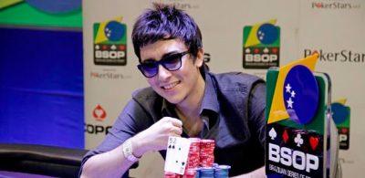 Os melhores jogadores de Poker do Brasil