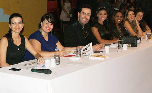 Jurados da seletiva do Miss São Paulo 2014