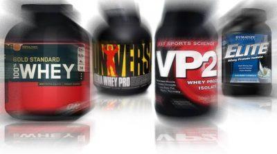 Whey Protein: quais são as melhores?