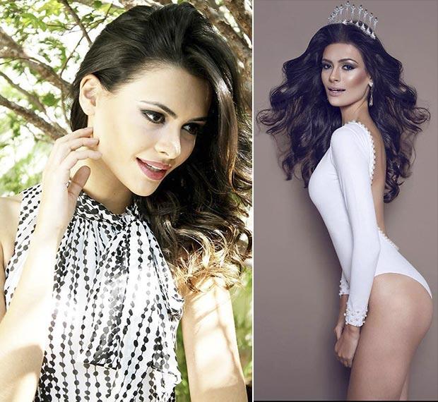 Fotos da Miss Goiás Beatrice Fontoura