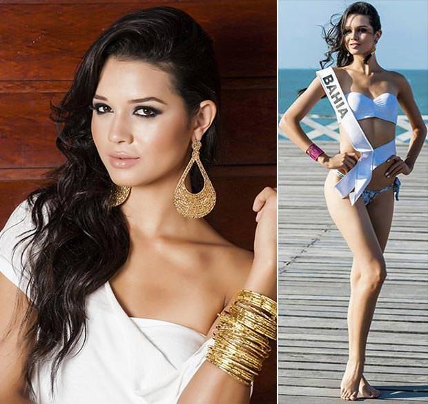 Fotos da Miss Bahia Anne Lima