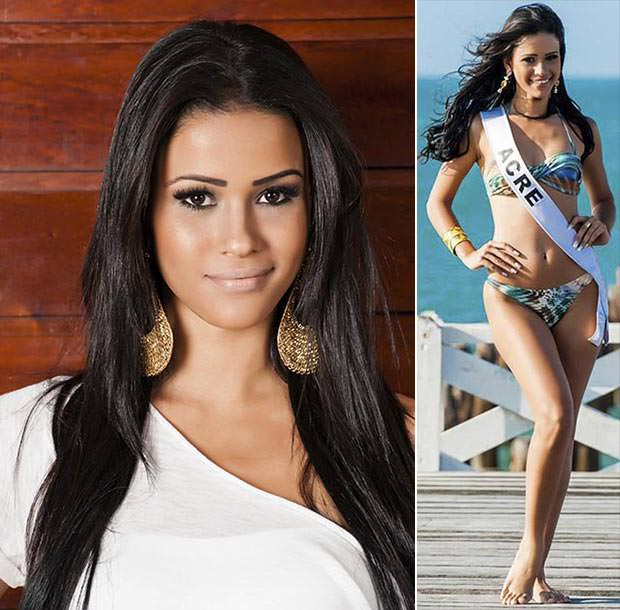 Fotos da Miss Acre Iasmyne Sampaio