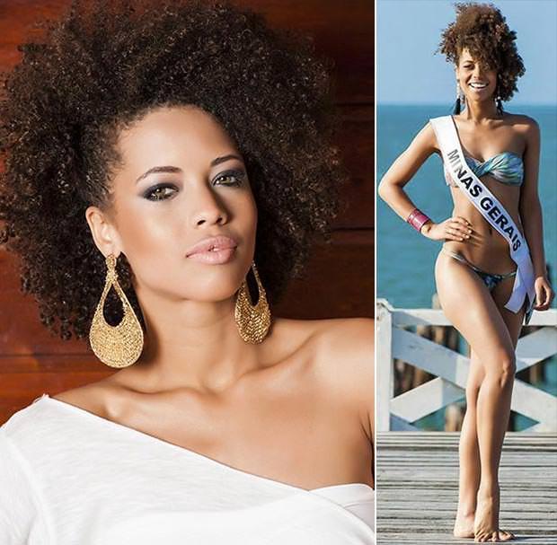 Fotos da Miss Minas Gerais Karen Porfiro