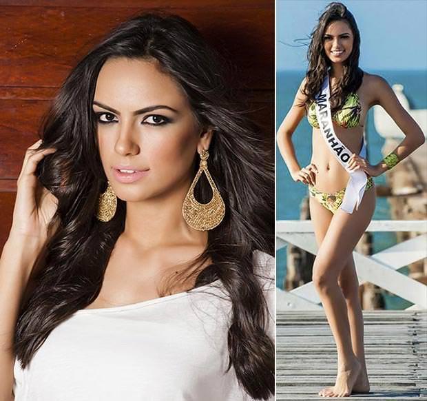 Fotos da Miss Maranhão Larissa Pires