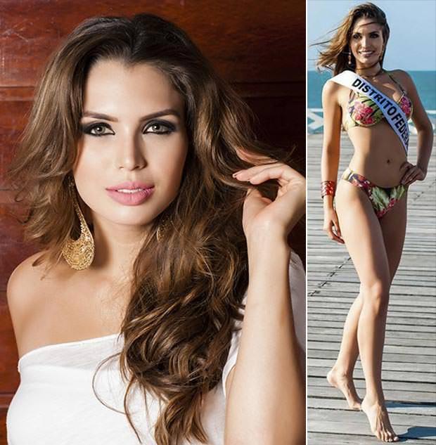 Fotos da Miss Distrito Federal Luísa Lopes