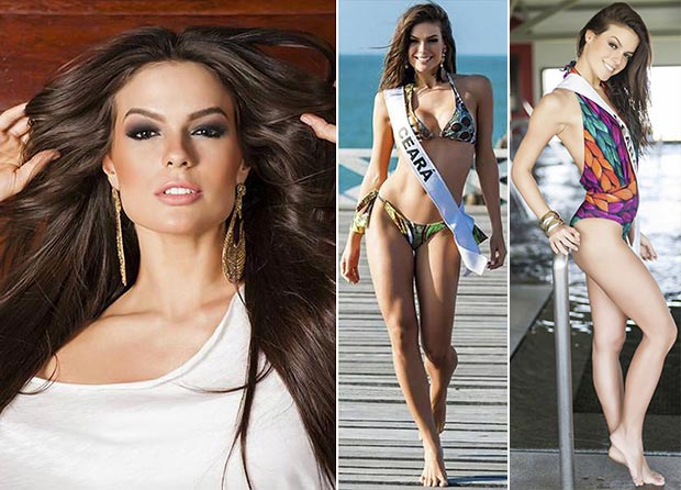 Melissa Gurgel Miss Brasil 2014