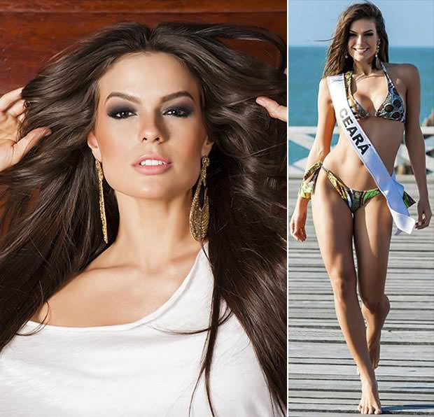 Fotos da Miss Ceará Melissa Gurgel