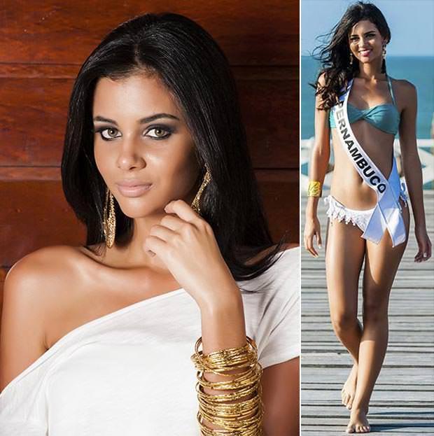 Fotos da Miss Pernambuco Rhayanne Nery