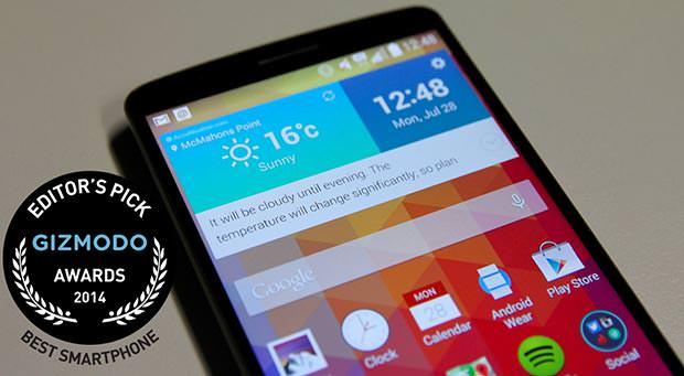 Gizmodo Awards LG G3