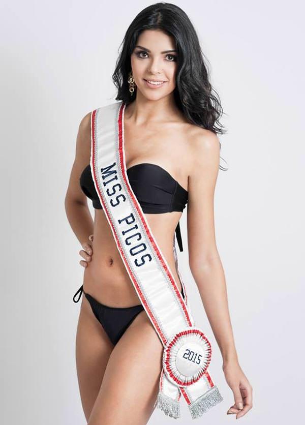 Ana Letícia Ramos, Miss Picos 2015