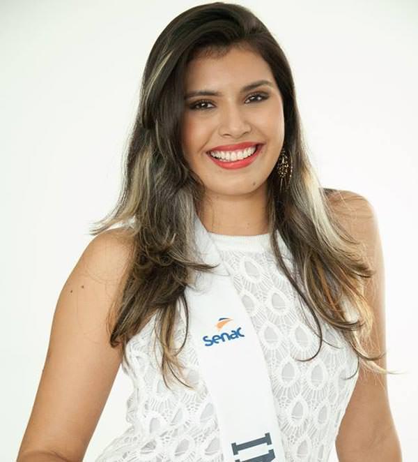 Karla Silva, Miss Inhuma 2015