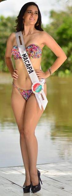 Miss Macapá, Talita Tavares
