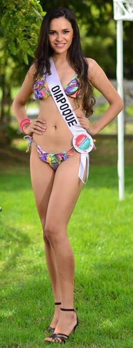 Miss Oiapoque, Sebastiana Torres