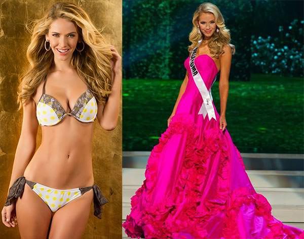 Miss Estados Unidos 2015 Olivia Jordan