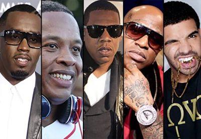 Os Rappers mais bem pagos do mundo 2019