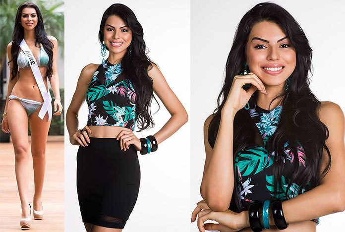 Fotos de Maxine Silva Miss Acre 2015
