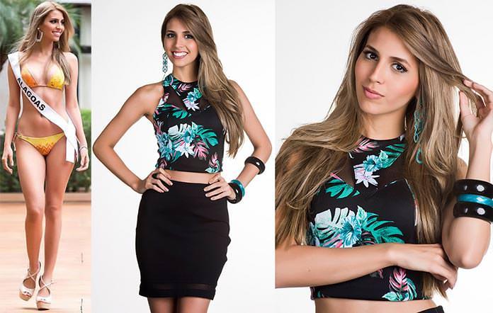 Fotos de Camila Leão Miss Alagoas 2015