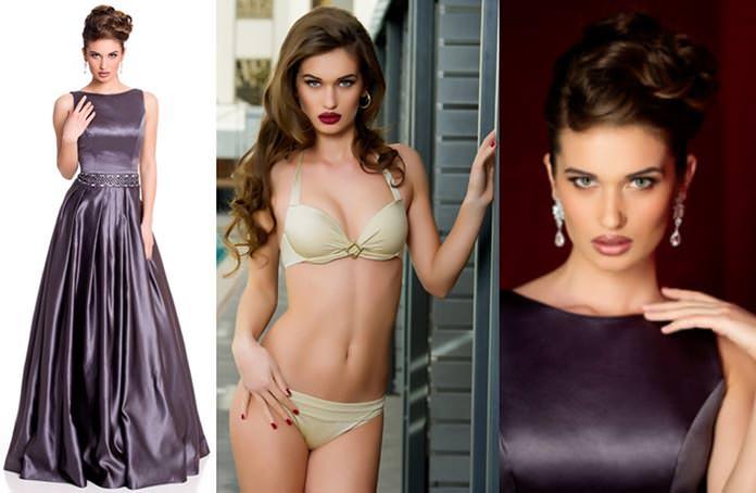 Miss Albânia 2015 - Megi Luka