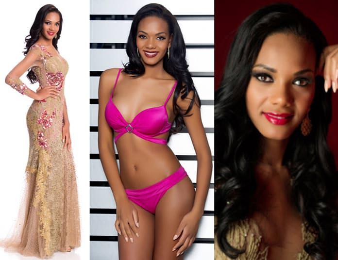 Miss Angola 2015 - Whitney Shikongo