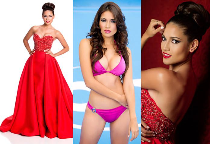 Miss Argentina 2015 - Claudia Barrionuevo