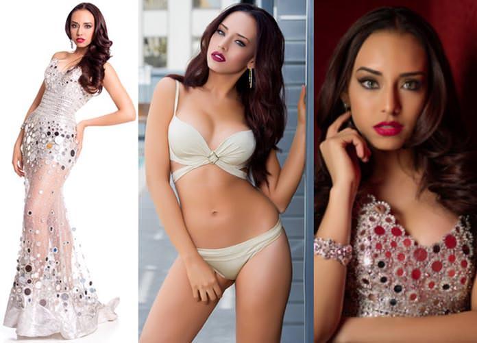 Miss Aruba 2015 - Alysha Boekhoudt