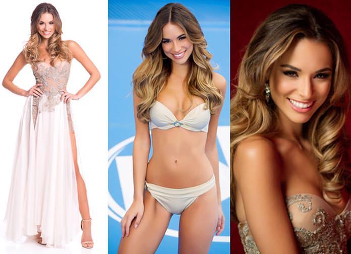 Miss Australia 2015 - Monika Radulovic