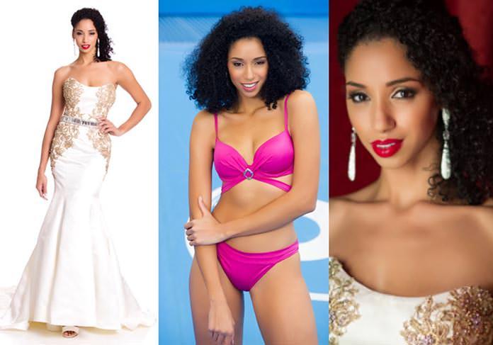 Miss Bahamas 2015 - Toria Nichole Penn