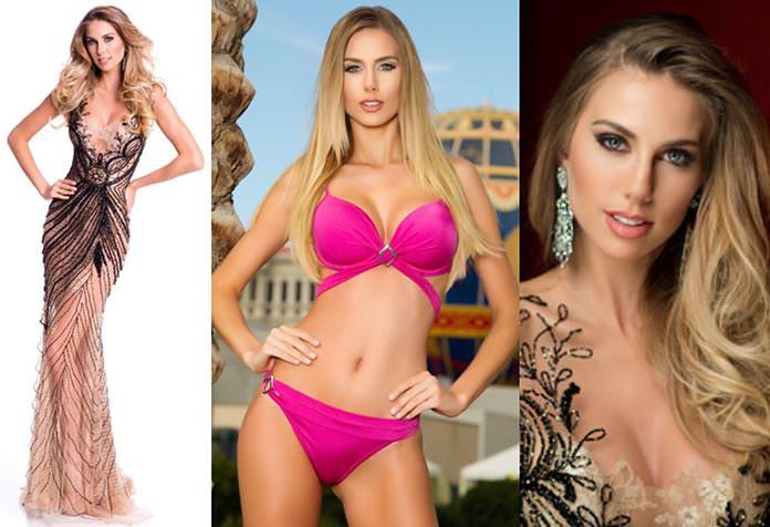 Miss Brasil 2015 - Marthina Brandt