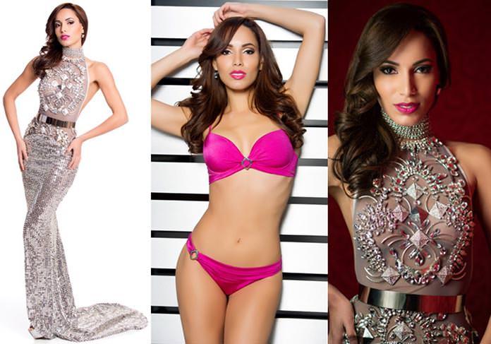 Miss Canadá 2015 - Paola Nunez
