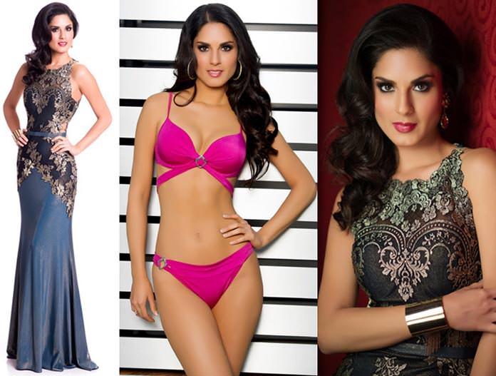 Miss Chile 2015 - Maria Belen Jerez