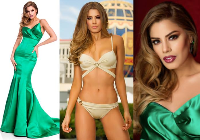 Miss Colômbia 2015 - Ariadna Gutiérrez-Arévalo