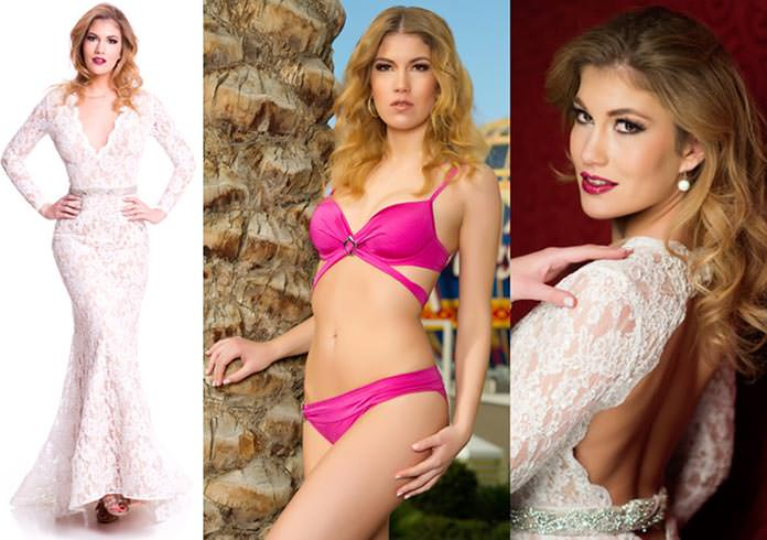 Miss Croácia 2015 - Mirta Kuštan