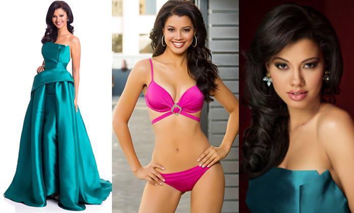 Miss Curaçau 2015 - Kanisha Sluis