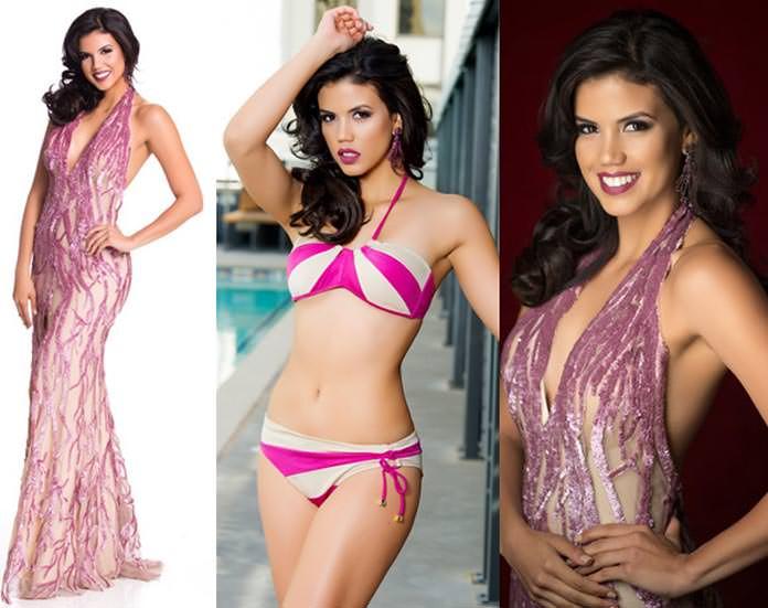 Miss Equador 2015 - Francesca Cipriani