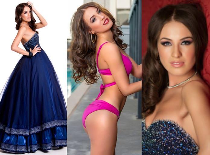 Miss Eslováquia 2015 - Denisa Vysnovska