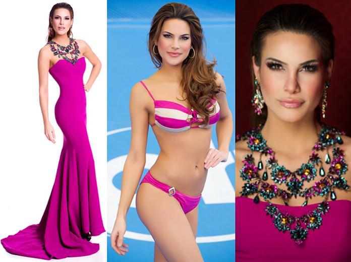 Miss Espanha 2015 - Carla Barber Garcia