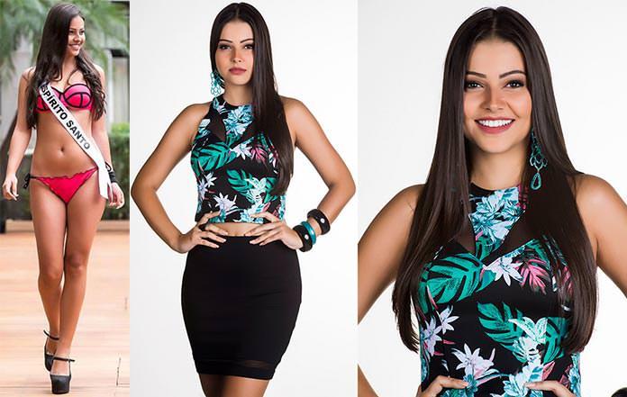 Fotos de Juliana Morgado Miss Espírito Santo 2015