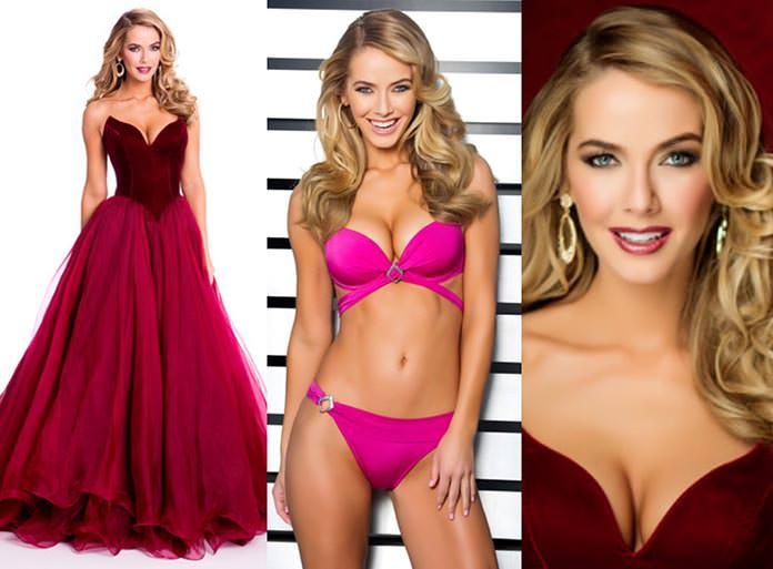 Miss Estados Unidos 2015 - Olivia Jordan