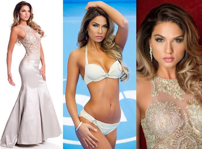 Miss Finlândia 2015 - Rosa-Maria Ryyti