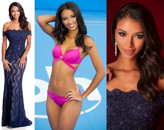 Miss França 2015 - Flora Coquerel