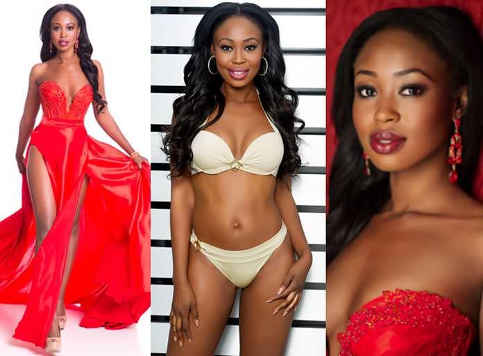 Miss Gana 2015 - Hilda Akua Frimpong