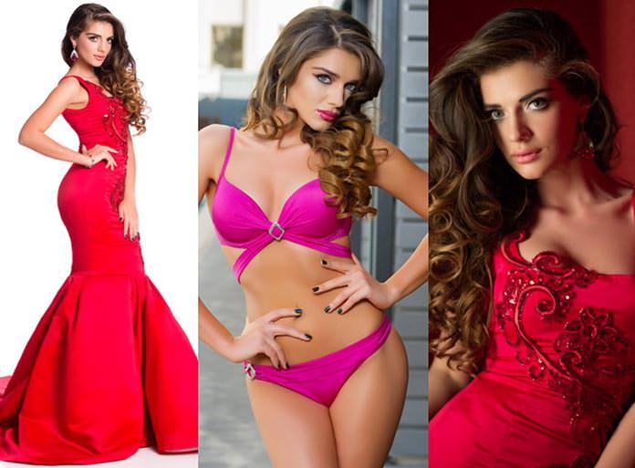 Miss Geórgia 2015 - Janet Kerdikoshvili