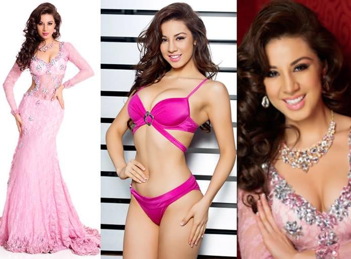 Miss Guatemala 2015 - Fabiola Jeimmy Aburto