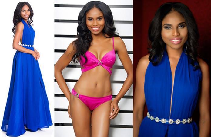 Miss Guiana 2015 - Shauna Ramdyhan
